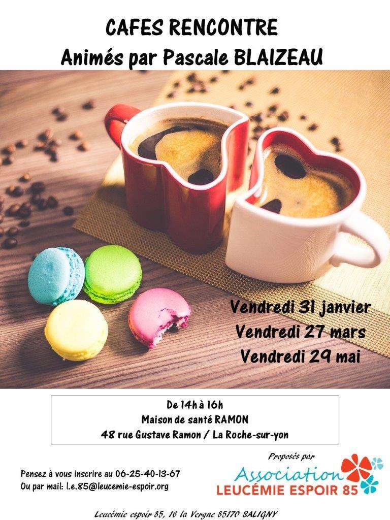 CAFE RENCONTRE AU 1er SEMESTRE 2020