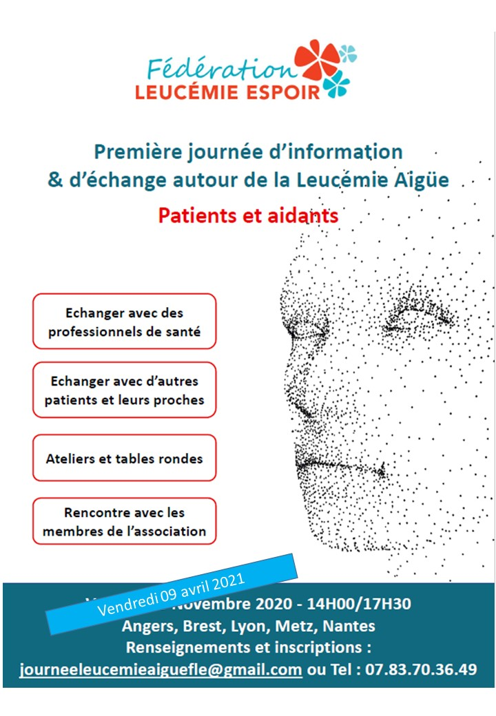 REPORT JOURNEE PATIENTS ET AIDANTS